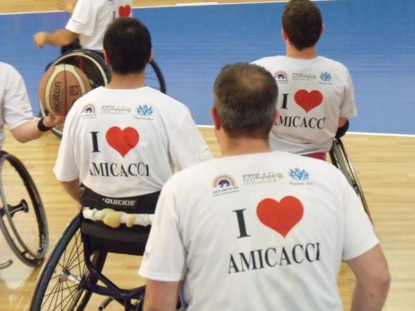 I love Amicacci